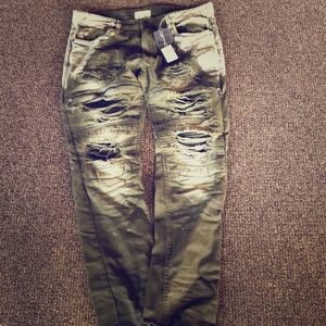 Smoked Rise Jeans